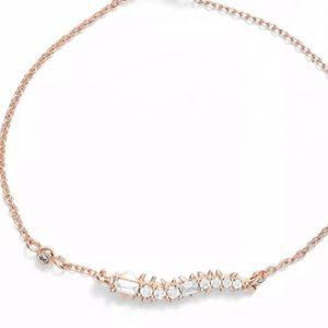 Kendra Scott Marianne Rose Gold Bracelet
